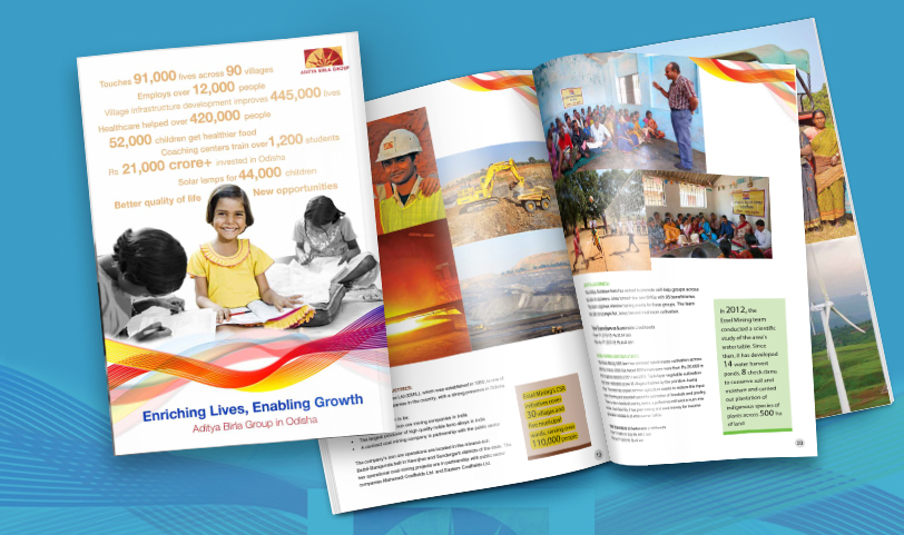 ABG sustainability brochure