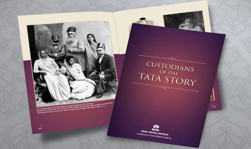 Tata Central Archives magazine