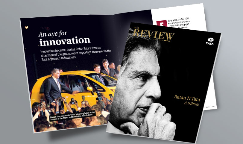 Tata Review special edition