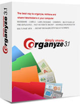 Document management software - Organyze
