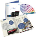 TIC's wide range of print services