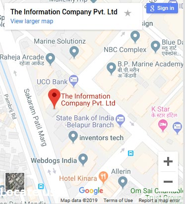 Contact Us | The Information Company Pvt  Ltd